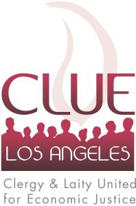 CLUE-LA Logo fr. Editable PDF