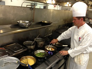 Cerritos College Culinary Arts Students And Alumni Get Hired Through Job  And Training Partnership
