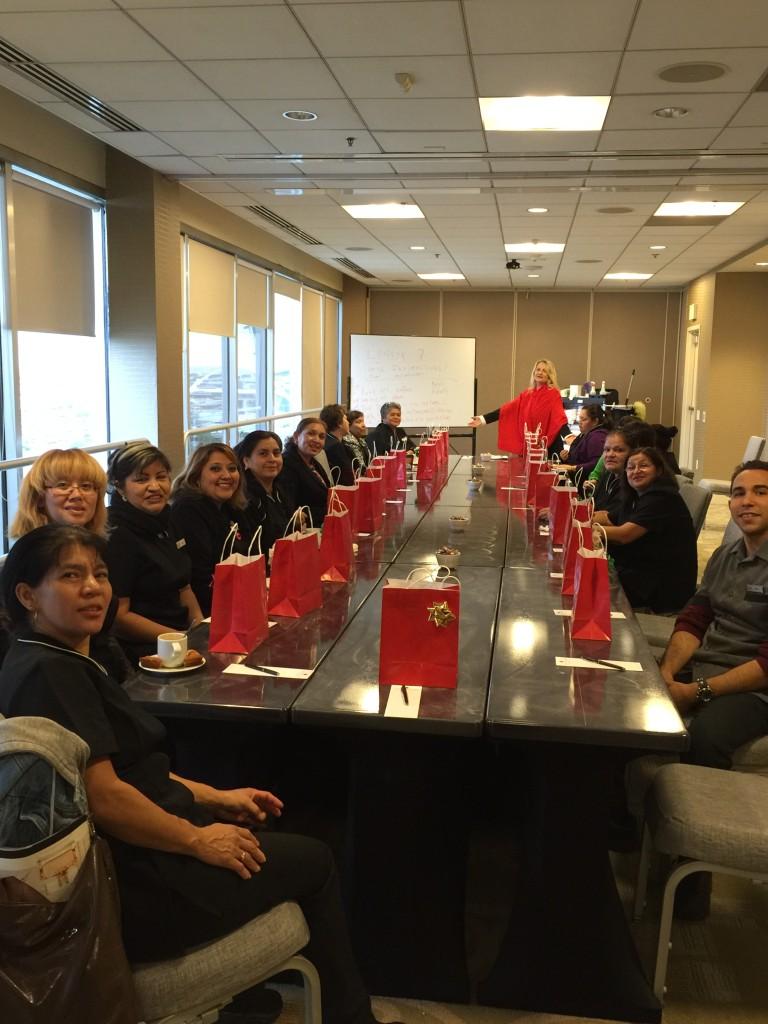 HTA Upskilling Program - Hospitality Training Academy Los