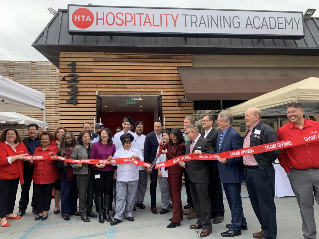 Hospitality Training Academy Unveiled New Culinary Training